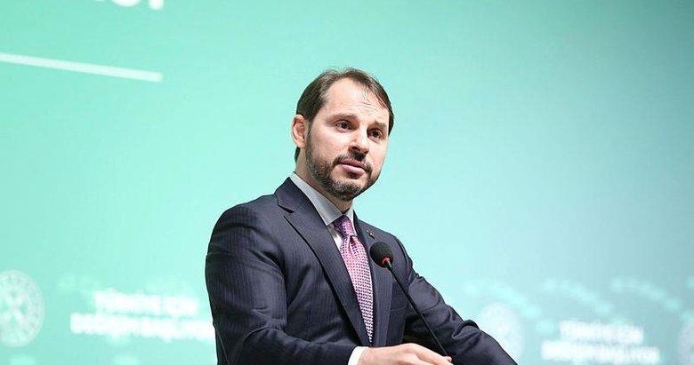 Hazine ve Maliye Bakanı Berat Albayrak, vefat yıl dönümünde merhum Muhsin Yazıcıoğlu'nu andı