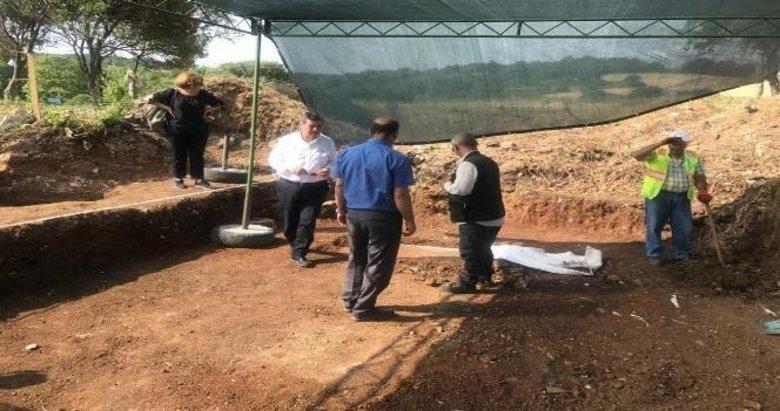 Parion antik kenti yakınlarında kurtarma kazıları başlatıldı
