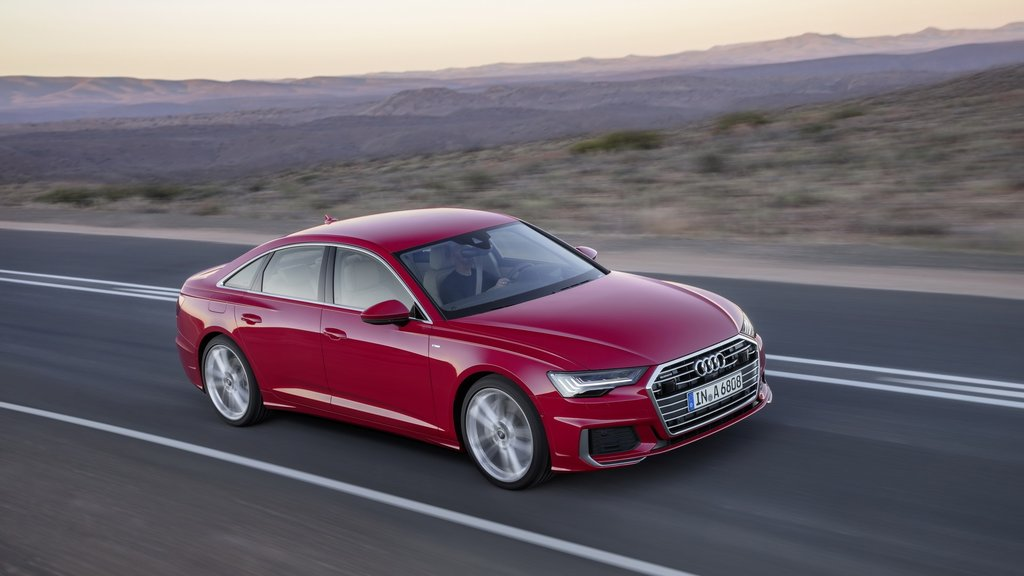 Yeni Audi A6 Cenevre'de sahne alacak