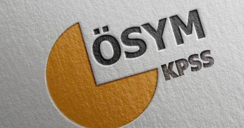 KPSS başvurusu nasıl yapılır? KPSS başvuru tarihinde son gün ne zaman?