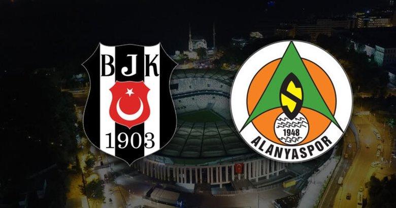 Beşiktaş 3 - Alanyaspor 0 | MAÇ SONUCU