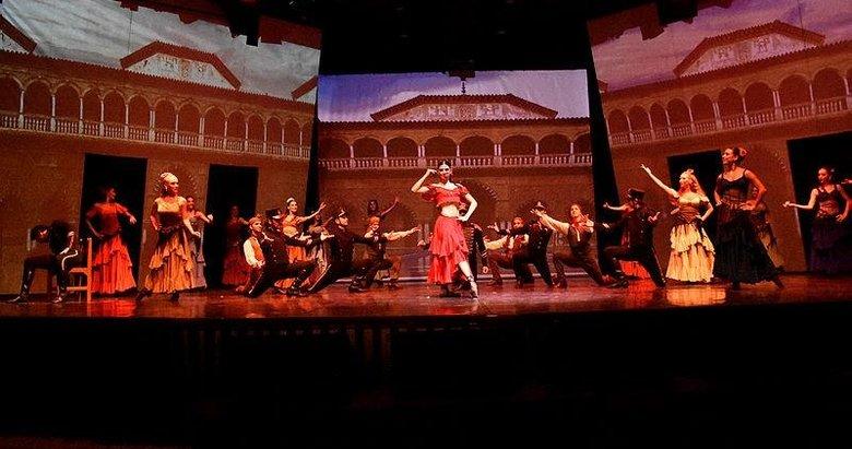 """Festival """"Carmen"""" balesi ile sona erdi"""