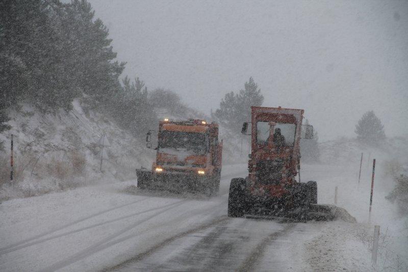 Ege'de kar ve tipi etkili oluyor