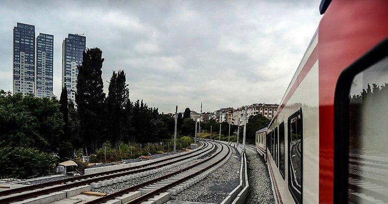 Bakan Ahmet Arslan Gebze-Halkalı banliyö hattının hizmete gireceği tarihi açıkladı