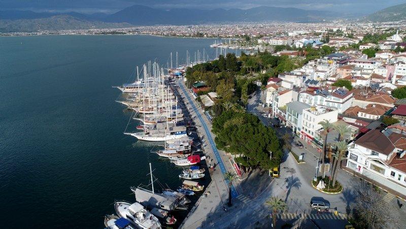Turizm merkezlerinde koronavirüs sessizliği