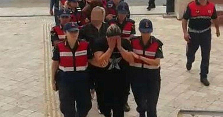 Aydın'da fuhuş operasyonu: 9 gözaltı
