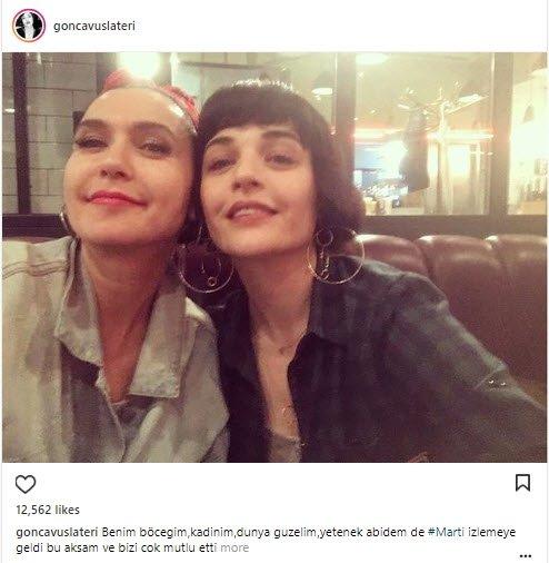 Ünlü isimlerin Instagram paylaşımları (18.05.2018)
