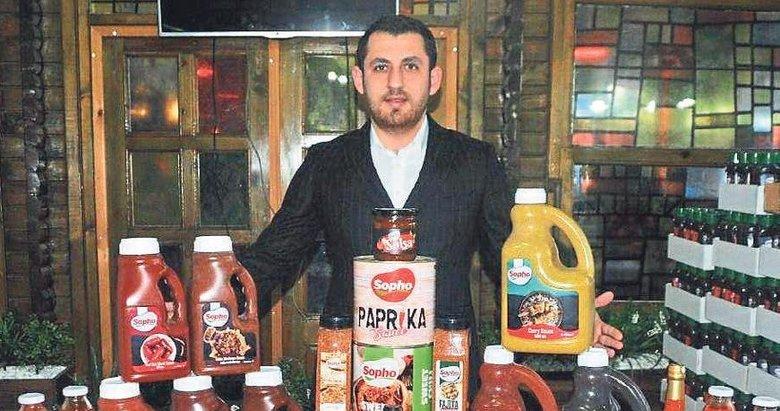 Dünyanın sosunu Aydın'da üretiyor
