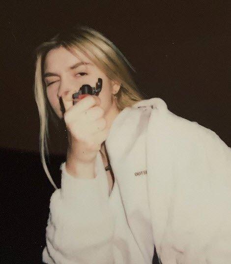 Aleyna Tilki makyajsız fotoğrafıyla olay oldu