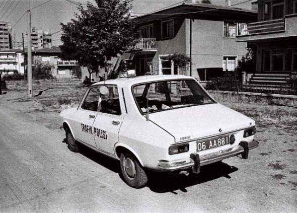 Türkiye'de kullanılan polis araçları