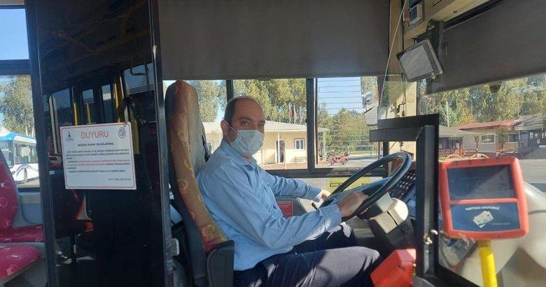 İzmir'de kahraman otobüs şoförü güzergahtan çıktı, 38 günlük bebeği hastaneye yetiştirdi
