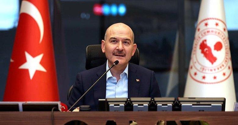 İçişleri Bakanı Süleyman Soylu'dan çete lideri Sedat Peker için suç duyurusu