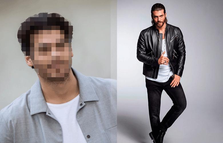 Erkenci Kuş'un yakışıklı oyuncusu Can Yaman eski haliyle sosyal medyayı salladı