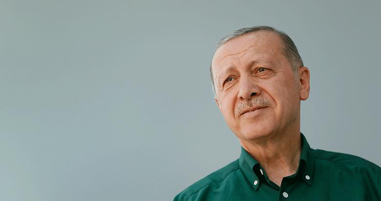 Cumhurbaşkanı Erdoğandan İzmir paylaşımı