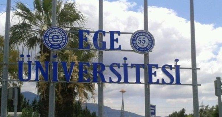 Ege Üniversitesi Öğretim Görevlisi ve Araştırma Görevlisi alım ilanı