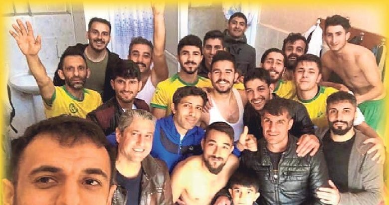 Sultanhisar Play-Off'ta