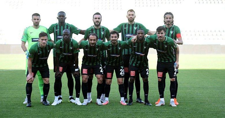 Denizlispor yıllar sonra Fenerbahçe'ye rakip