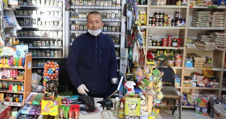 Muğla'da iş insanı, ihtiyaç sahiplerinin market borcunu kapattı