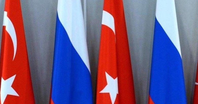Türk ve Rus heyetlerden önemli İdlib toplantısı