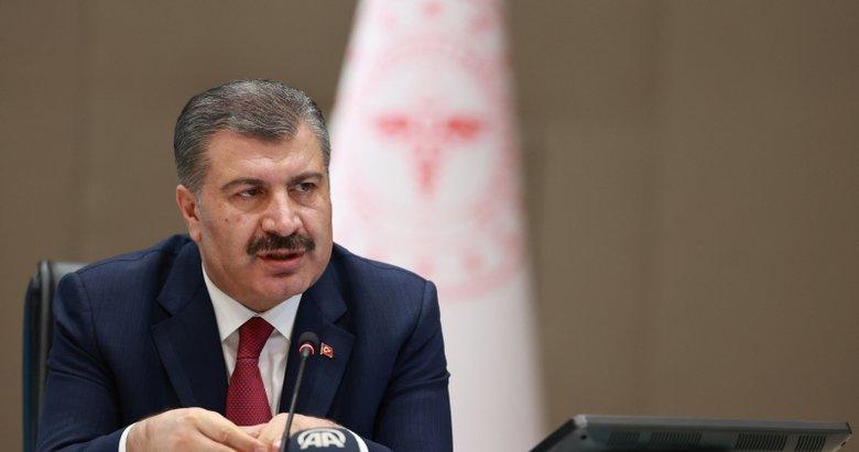 Sağlık Bakanı Fahrettin Koca uyardı: Kara göründü ama deniz dalgalı