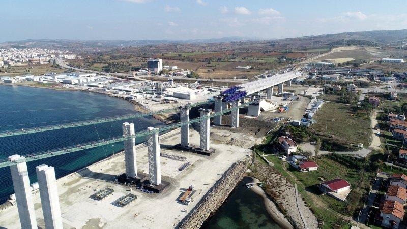 Çanakkale Köprüsü bölgedeki yatırımı artırdı
