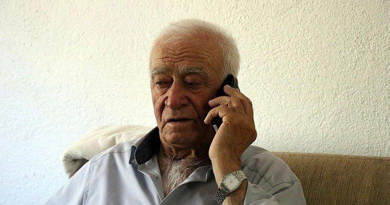 Uşak'ta yaşlı adamı dolandıran şüpheli tutuklandı