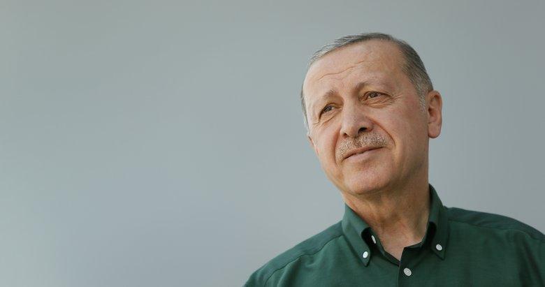 Başkan Erdoğan'dan Nihat Özdemir'e kutlama