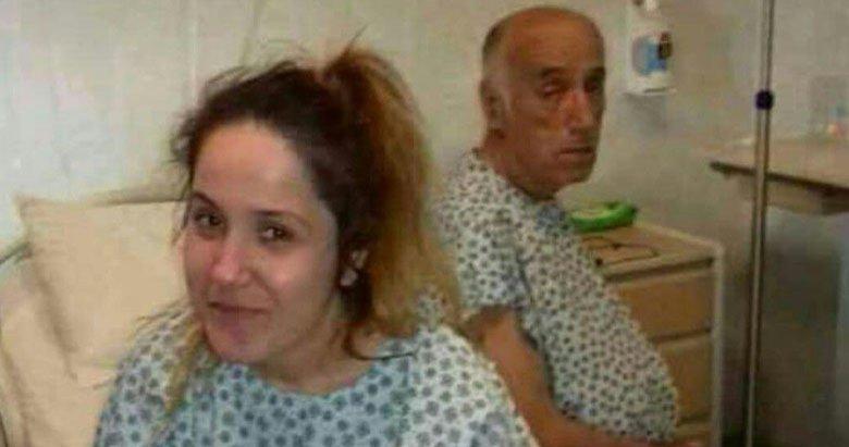 Babalar Günü hediyesi karaciğeri oldu