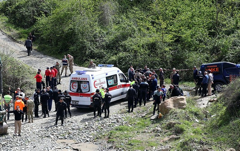 Kayıp polisin cesedi bulundu