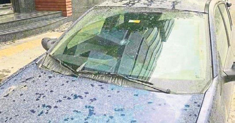 İzmir'e çamur yağmuru