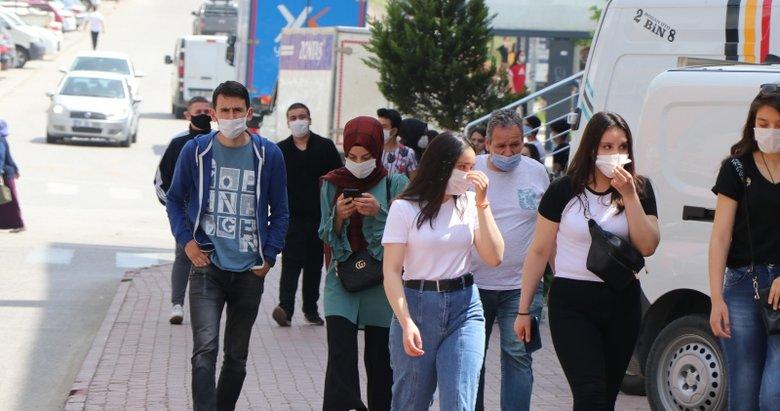 Manisa'da o ilçeye maskesiz girmek yasaklandı