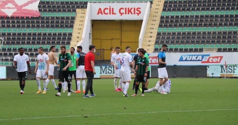 Denizlispor'un Süper Lig macerası kısa sürdü