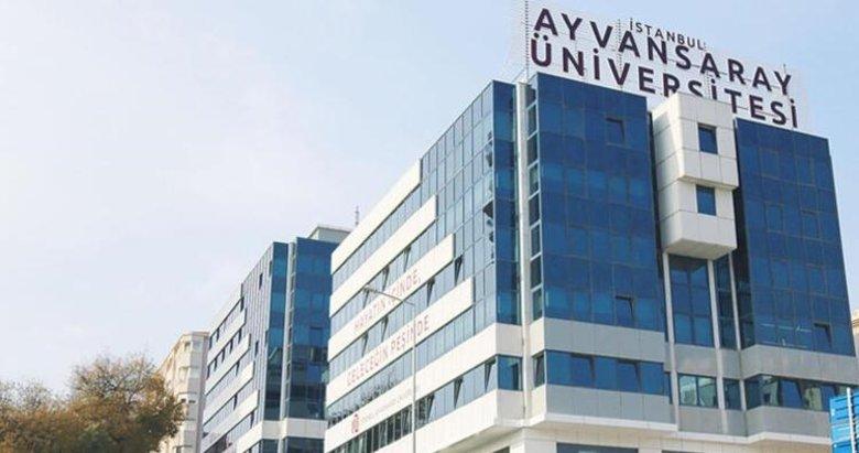 İstanbul Ayvansaray Üniversitesi 14 öğretim üyesi alacak