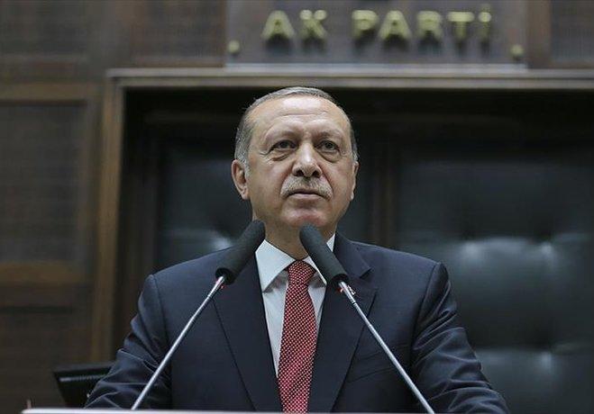 Cumhurbaşkanı Erdoğan: Türkiye oyuncak değil!