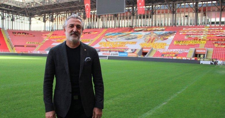 Göztepe Başkan Vekili Papatya: Haklı bir galibiyet aldık