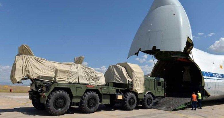 ABD'den S-400 itirafı!
