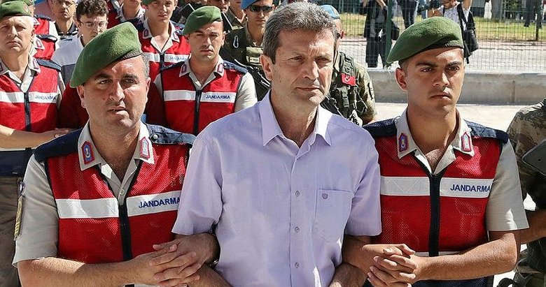 İzmir'den geldi Akıncı Üssü'nde yakalandı! Kubilay Selçuk inkarı seçti