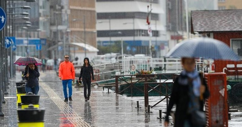 O illere gök gürültülü sağanak uyarısı! İzmir'de hava nasıl olacak?