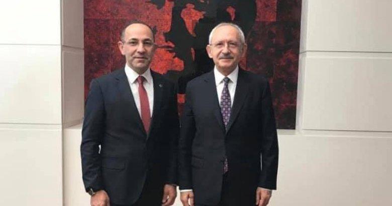 FETÖ'den tutuklanan CHP'li Urla Belediye Başkanı Burak Oğuz görevden alındı