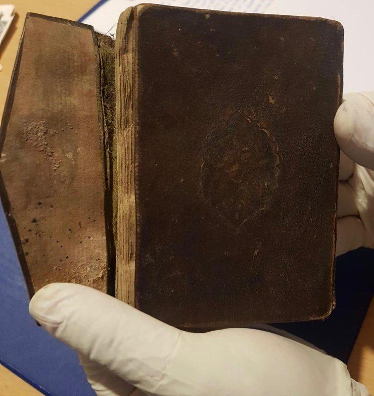 Muğla'da ceylan derisi ciltli 900 yıllık el yazması Kur'an ele geçirildi