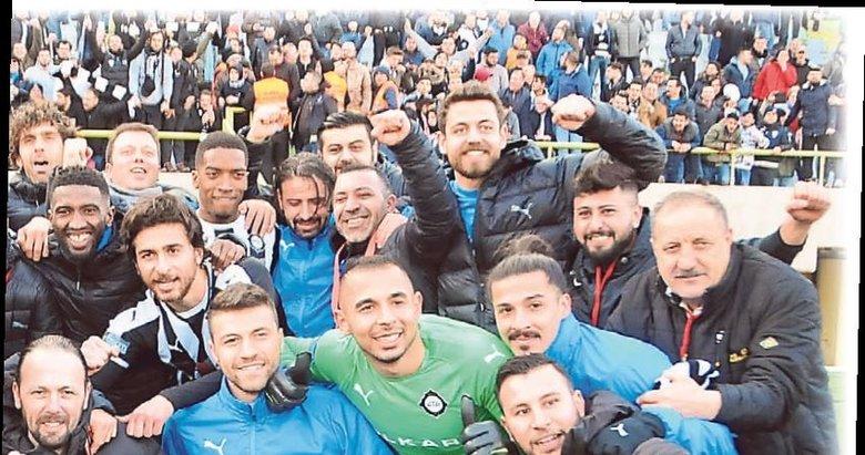 Altay Süper Lig'e çıkacak