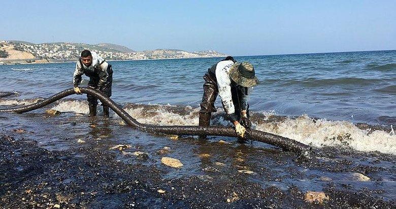 Denizdeki petrol sızıntısının kaynağını TÜBİTAK da araştırıyor