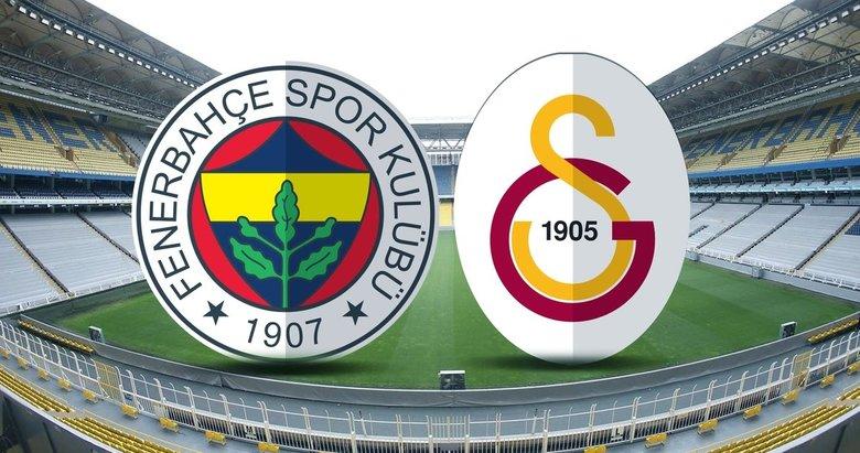 Galatasaray - Fenerbahçe maçı ne zaman? Galatasaray - Fenerbahçe maçı saat kaçta? Galatasaray - Fenerbahçe maçını kim yönetecek?