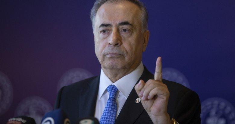Galatasaray Başkanı Mustafa Cengiz'den Ali Koç'a yanıt