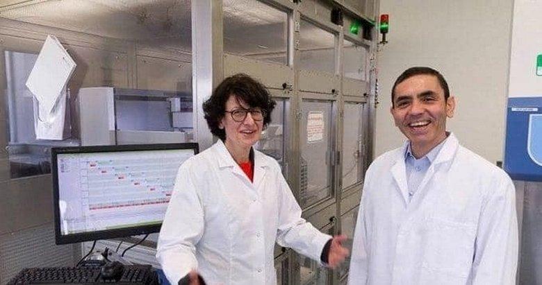 Yüzde 90 etkili Covid-19 aşısının ikinci dozu yapıldı