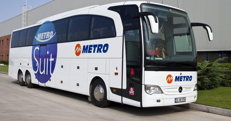 Metro Turizm otobüsünde şoke eden ölüm!