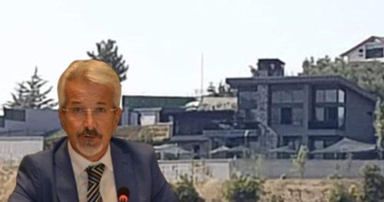 CHP'li Nilüfer Belediye Başkanı Turgay Erdem konuştukça battı! 7 milyonluk villa...