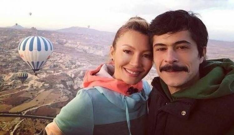İsmail Hacıoğlu ile Merve Çağıran aşkını ilan etti! Daha yeni boşanmıştı