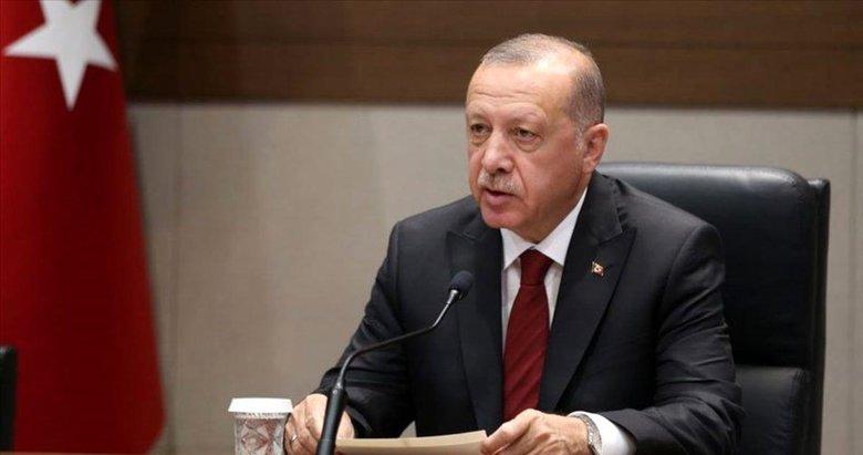 Başkan Erdoğan: BM daha demokratik insan odaklı yapıya kavuşmalı