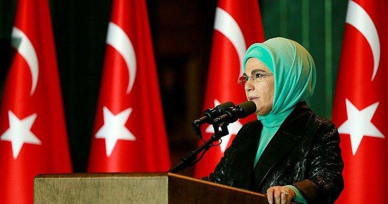Emine Erdoğan 2030 Yolu Sürdürülebilirlik Webinarı'na katıldı: Küresel seferberlik şuuruyla hareket etmeliyiz